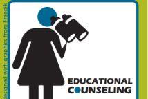 Logo Bildungsberatung für geflüchtete Frauen von Marie