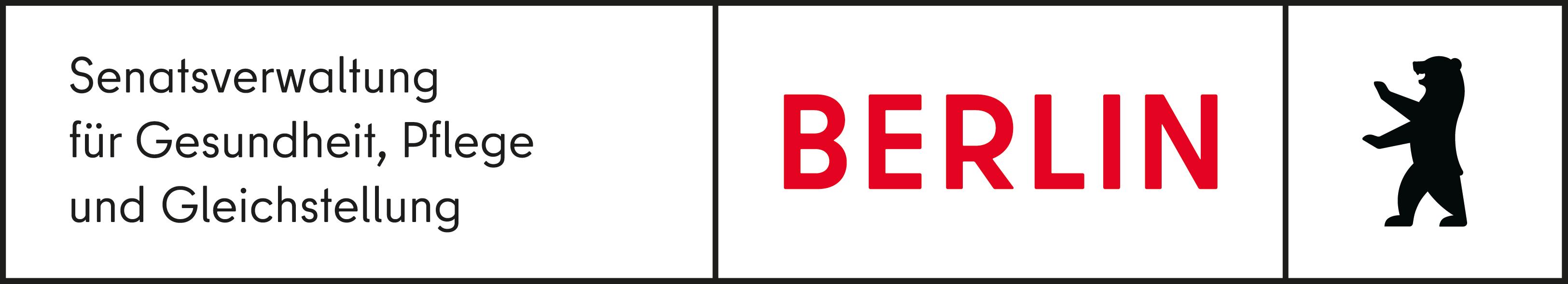 Logo Senatsverwaltung für Gesundheit, Pflege und Gleichstellung, Abteilung Frauen und Gleichstellung